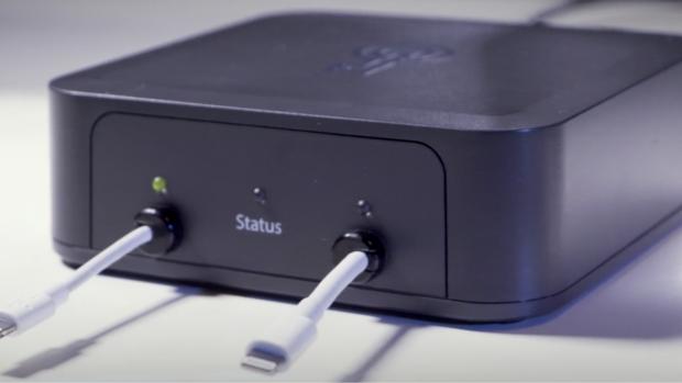 Startup: usb-beveiliging iPhone al omzeild