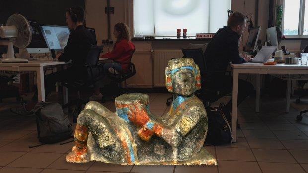 Eerste indruk: Google Museum in augmented reality