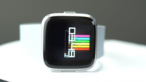 Bright Stuff: Fitbit Versa