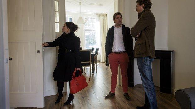 Starter komt steeds moeilijker de huizenmarkt op