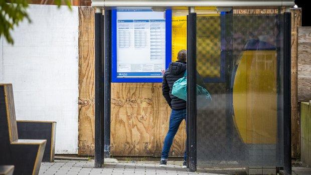 NS: ga dinsdag tijdens staking niet naar het station, treinen rijden niet