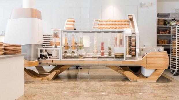 In dit restaurant bereiden robots je burger
