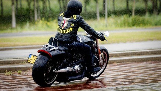 Motortocht Middelburg verloopt rustig zonder verboden clubkleuren