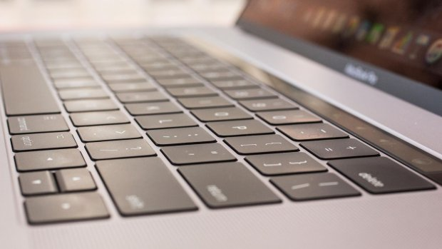Apple onderzoekt toetsenbord dat kruimelproblemen verhelpt