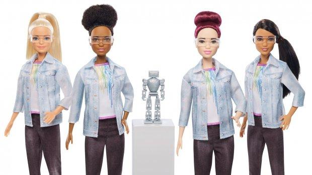 Barbie gaat robots maken en programmeren