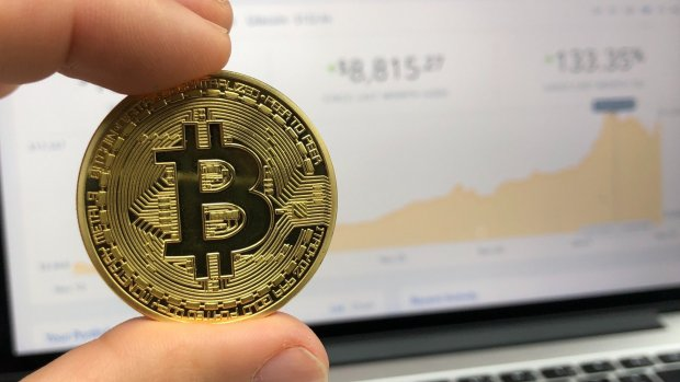 'Bijna alle handel in bitcoins is kunstmatig'