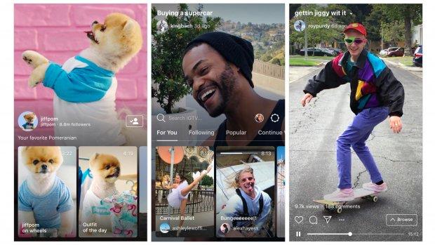 Zo wil Instagram videodienst IGTV een nieuwe impuls geven
