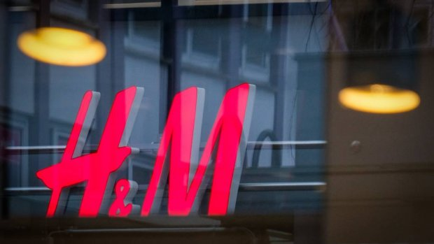 Winstdaling voor kledingketen H&M