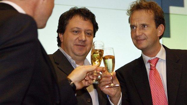 Ex-politicus Joop Wijn schatrijk dankzij overstap naar Adyen