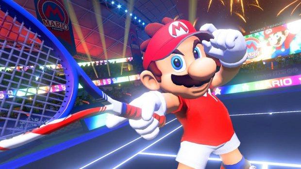 Review Mario Tennis Aces: Nintendo smasht raak