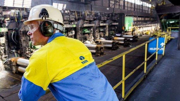 Zorgen bij Tata Steel om verkoopplannen Nederlandse bedrijven