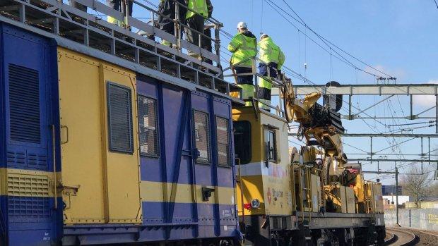 Treinverkeer naar Noord-Nederland 2 weken ontregeld door werkzaamheden Zwolle