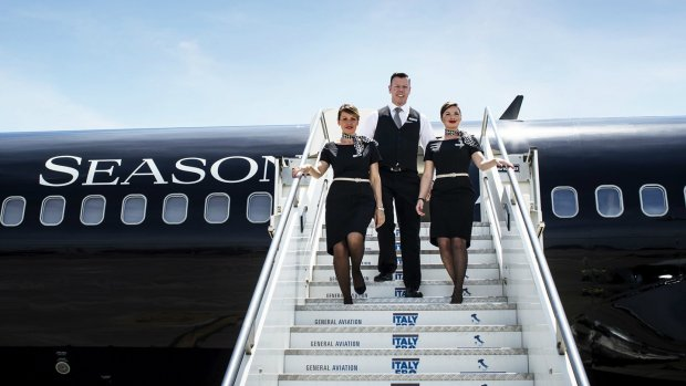 Op vakantie als VIP: de wereld rond in een privévliegtuig