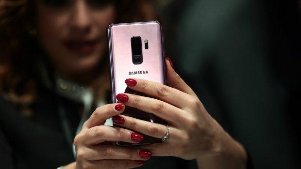 'Beveiligingslek in Samsung Galaxy S9 ontdekt'