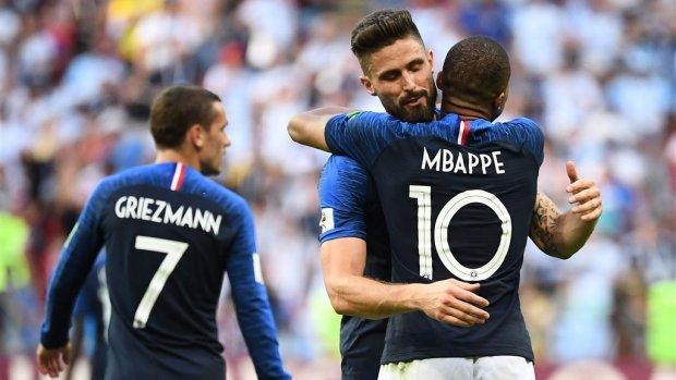 Frankrijk wint het WK, als we kijken naar de centen