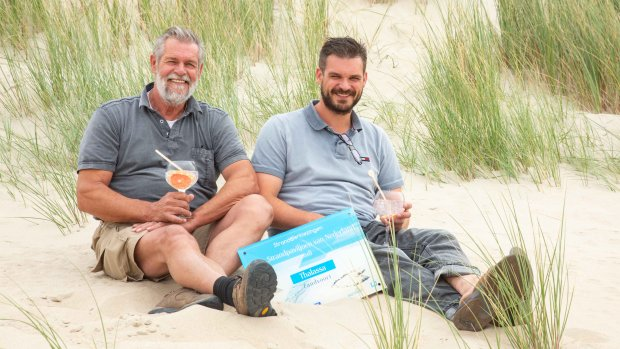 Winnaar beste strandtent: 'Wij leven en ademen strand'