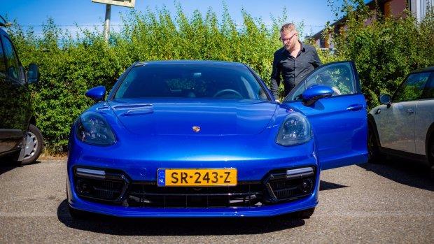 Getest: deze hybride van Porsche is indrukwekkend