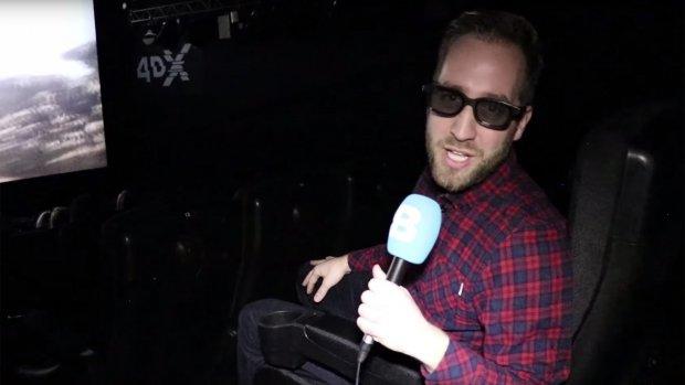 4D-films slaan aan: 200.000 bezoekers in half jaar