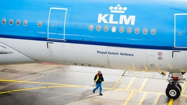 Air France-KLM maakt beurssmak na aandeleninkoop Nederland: -10 procent