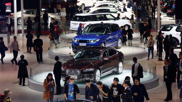 Handelsoorlog drukt autoverkopen China