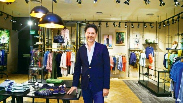 'Eigenaar kledingmerk Scotch & Soda bereidt verkoop voor'