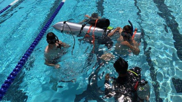 Musk gaat door met bouw mini-duikboot voor Thaise jongens