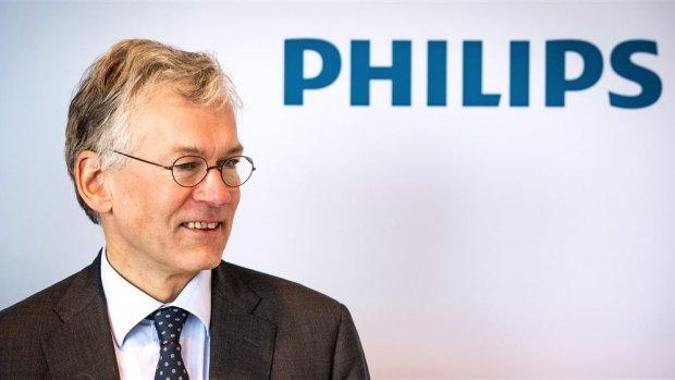 Handelsoorlog kost Philips dit jaar 45 miljoen euro