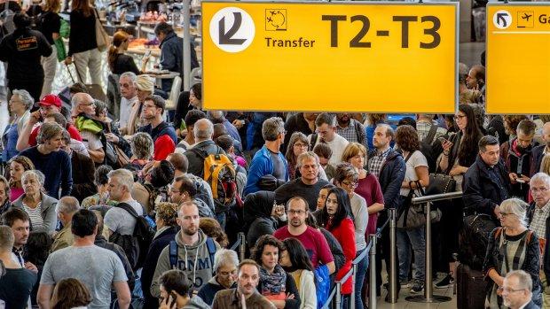 Schiphol krijgt schadeclaims na stroomstoring op luchthaven