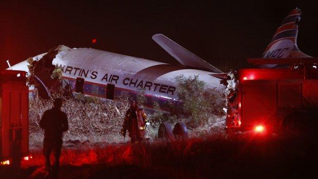 Zwaargewonden bij crash toestel Aviodrome