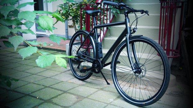Zo ver kom je op deze nieuwe e-bike met een volle accu