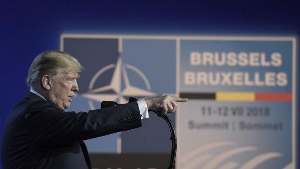 NAVO-top op z'n kop gezet: maar werkt de Trumpstrategie wel?