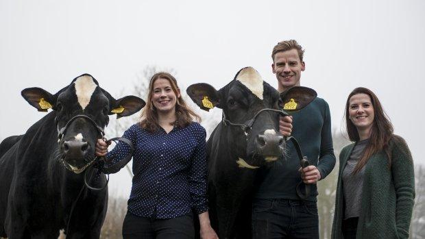 Deze twintigers kozen voor een boerenbestaan: 'Je moet beetje gek zijn'