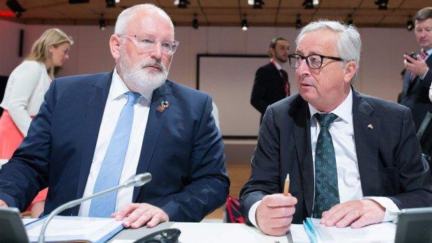 Maakt Frans Timmermans nog kans op een Europese topfunctie?