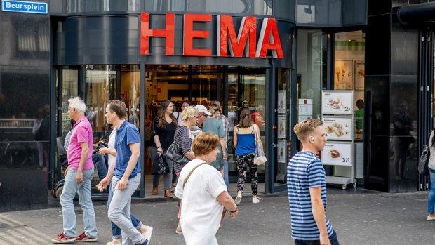 Hema heeft last van zomerhitte, omzet valt lager uit