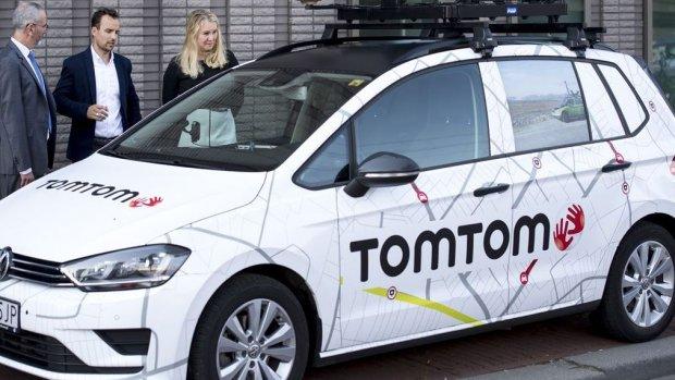 Dramatische koersval TomTom, grote automerken kiezen voor Google