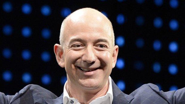 Amazon-oprichter Jeff Bezos is nu rijkste man ooit
