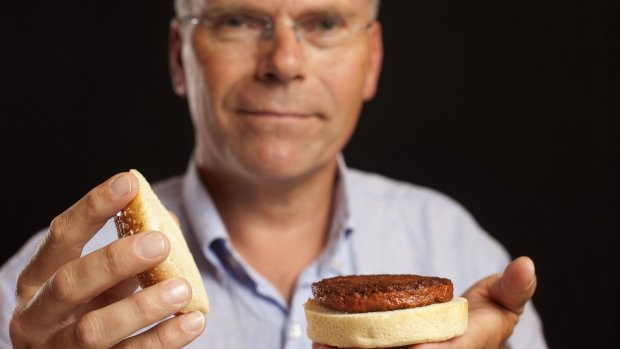 'Nederlandse kweekvleesburger over 2 jaar op je bord'