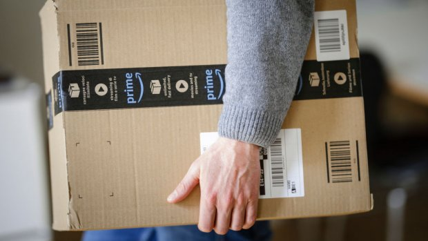 Medewerkers Amazon Duitsland staken voor meer salaris