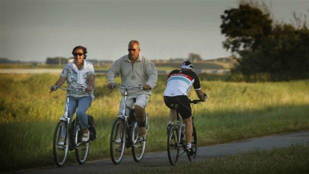 Vooroordelen over elektrische fietsen: 'Voor luie mensen? Welnee!'