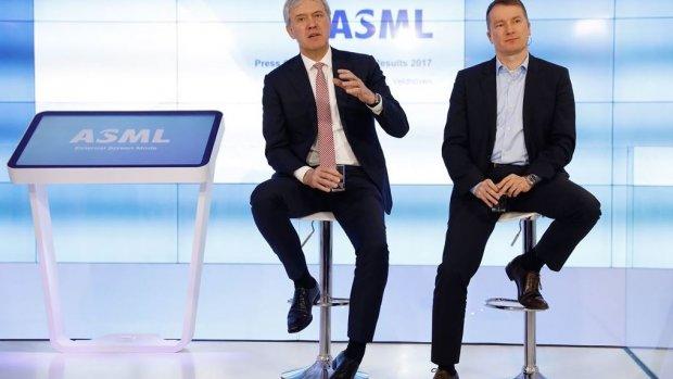 ASML heeft prima kwartaal en denkt dat marge gaat stijgen