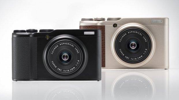 Fuji komt met betaalbare compactcamera met grote sensor