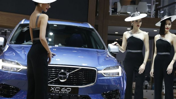 Volvo-productie van China naar EU
