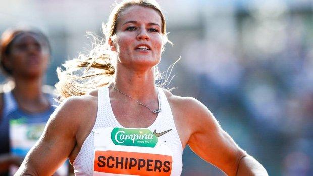 Schippers vijfde op 100 meter in Monaco