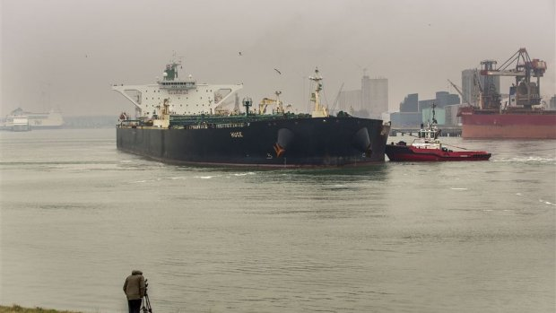 Voor miljoenen aan kobalt gestolen in Rotterdamse haven