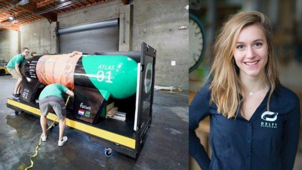 Delfts team wil wedstrijd hyperloop weer winnen