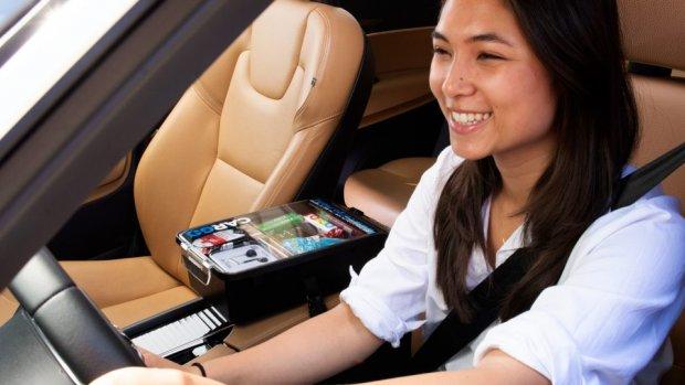 Ritje met Uber: wilt u daar een snack of powerbank bij?