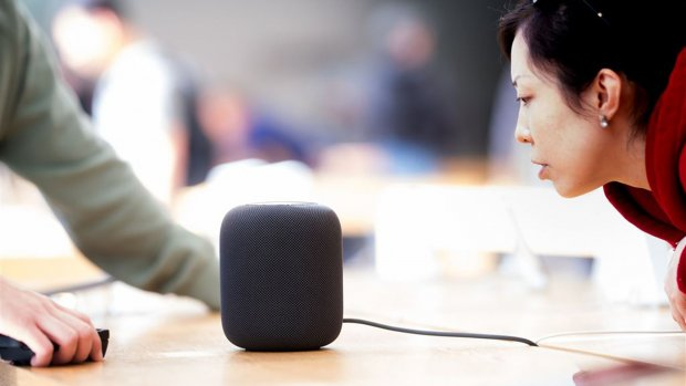 'Apple koopt spraak-startup achter Hello Barbie'