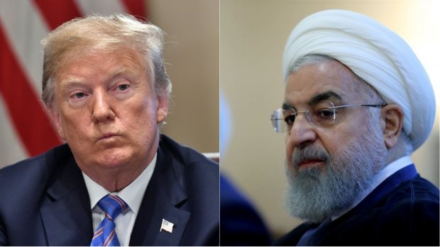 Trump tegen Iran: 'Waag het niet om de VS nog eens te bedreigen'