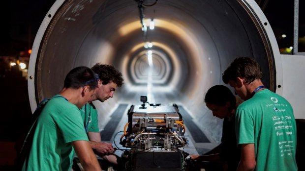 Delftse startup Hardt werkt aan Europese hyperloop