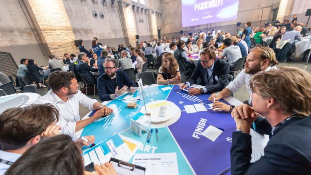 De Accenture Innovation Awards zijn van start